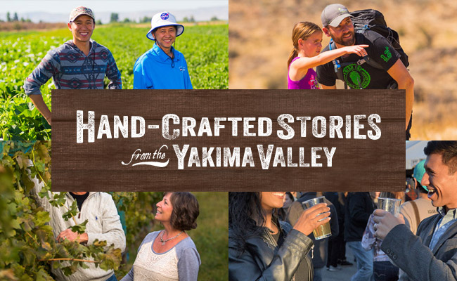 Yakima Valley Hand-Crafted Stories