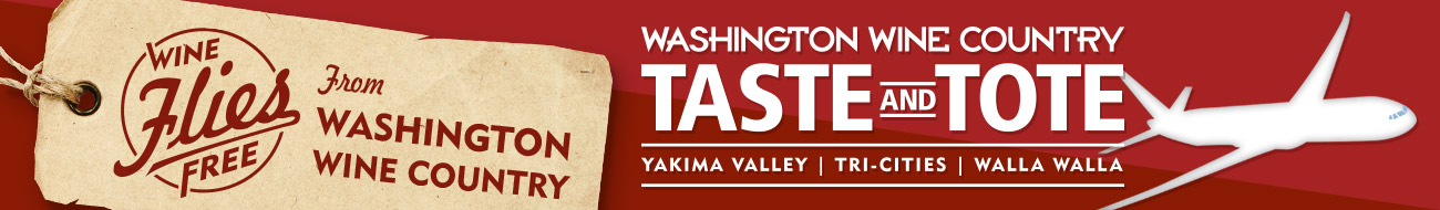 Taste and Tote - Wine Yakima Valley