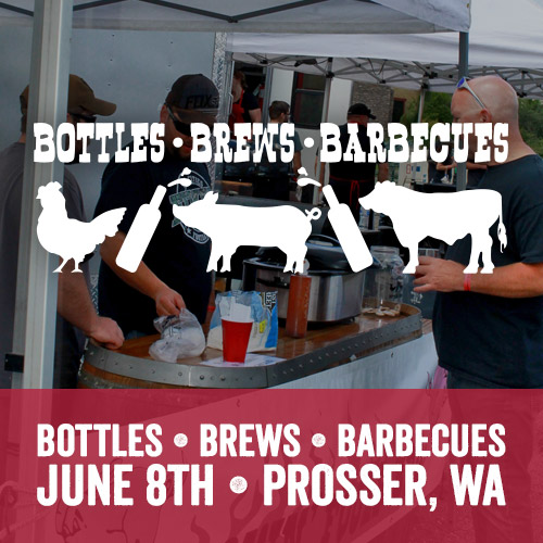 Bottles, Brews, Barbecues - Prosser, WA