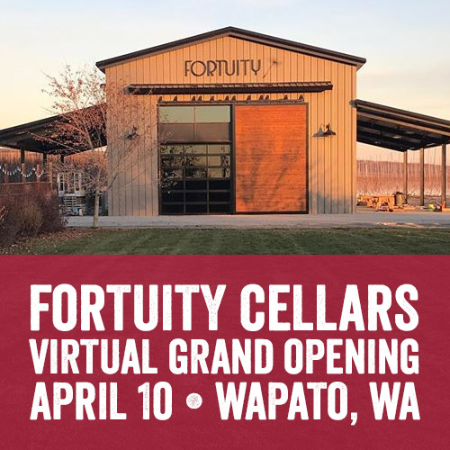 Fortuity Cellars Virtual Grand Opening