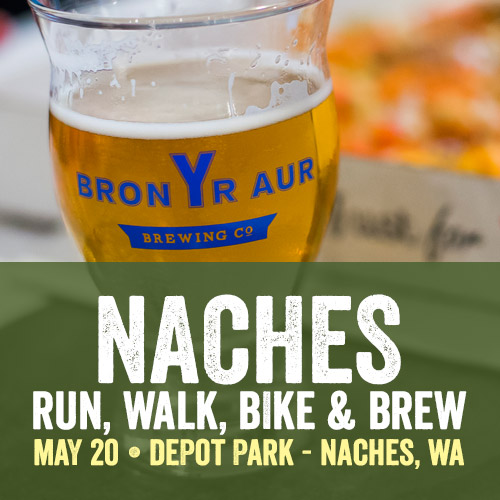 Naches Run, Walk, Bike & Brew