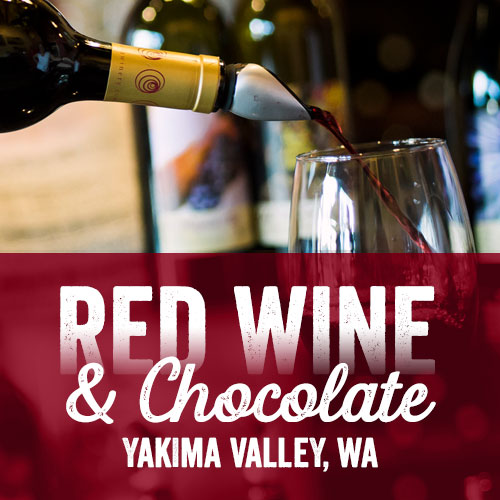 Red Wine & Chocolate Weekend