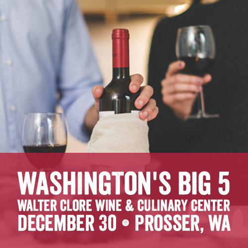 Washington's Big 5 at The Clore Center