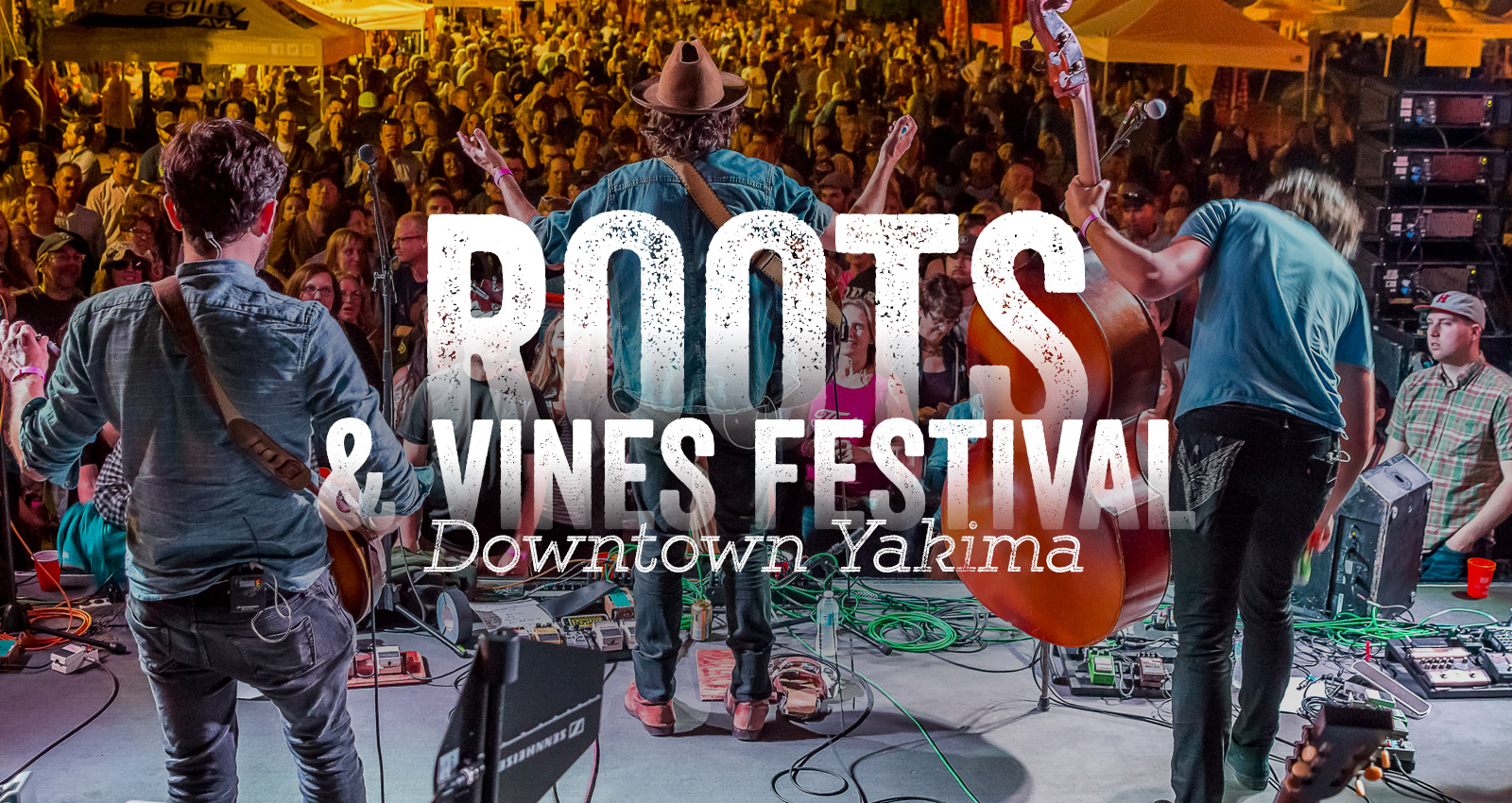 Roots and Vines Festival - Downtown Yakima