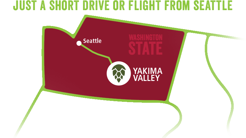 Yakima Valley Craft Beer Trail
