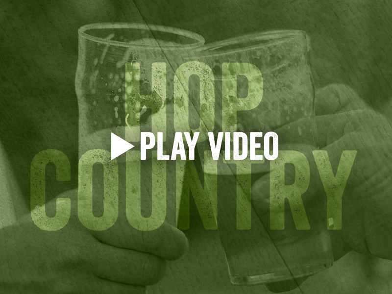 Visit Hop Country in the Yakima Valley