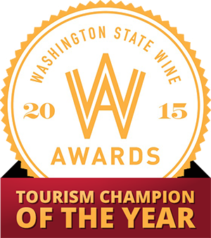 Yakima Valley - Wine Tourism Champion of the Year