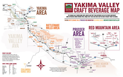 YAKIMA VALLEY AVA on the nez perce map, yakama vally map, whidbey island map, bremerton map, mossyrock map, cowiche map, hood canal map, wenatchee map, elwha map, chelan butte map, tri-cities map, mount rainier national park map, walla walla map, camano map, austin map, moses lake map, king county map, washington map, north cascades national park map, desert aire map,
