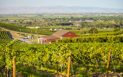 Yakima Valley Wine Country Washington S Real Wine Country